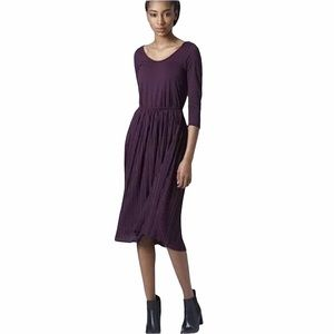 TOPSHOP PLEATED MIDI DRESS for Women SIZE 6